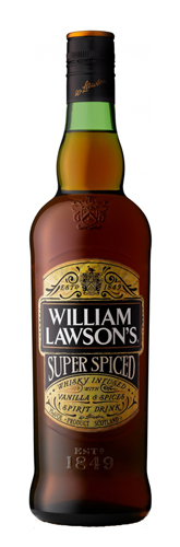 виски William Lawsons super spiced